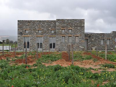 Pounda Stone House