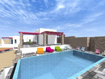 Golden Beach Villa B